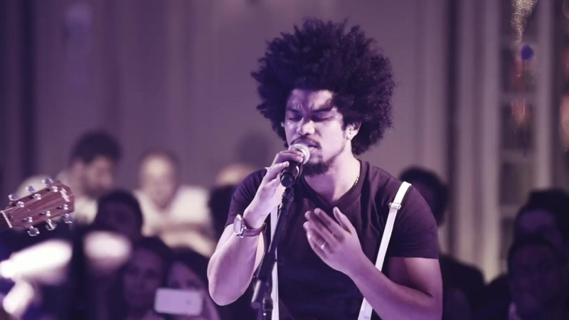 Os Sonhos de Deus - Preto no Branco ft. Juninho Black, Lukão Carvalho, Eli Soares