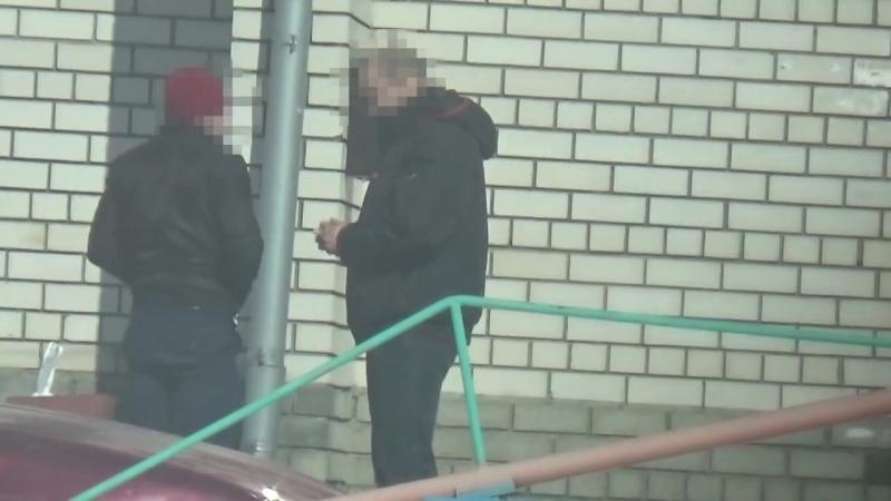 Задержание сбытчика сильнодействующих веществ Барнаул