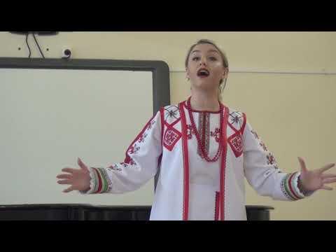 Екатерина Киселева Посажу я черемуху...