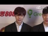 VK18.12.2017 Red Carpet Korea First Brand Awards 2018 @tvdaily