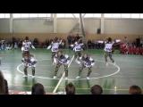 BLADE CREW - 05.11.2017 (Красноярские соревнования по фитнес-аэробике и акробатике 2-е место)