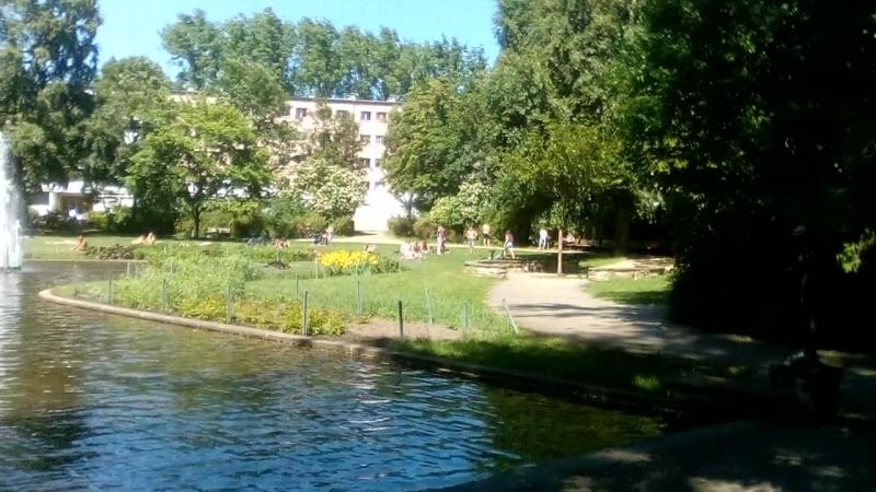 Парк в Берлине