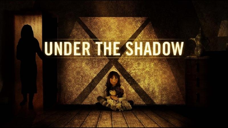 Ужасы: В тени (Under the Shadow, 2016) Новинка