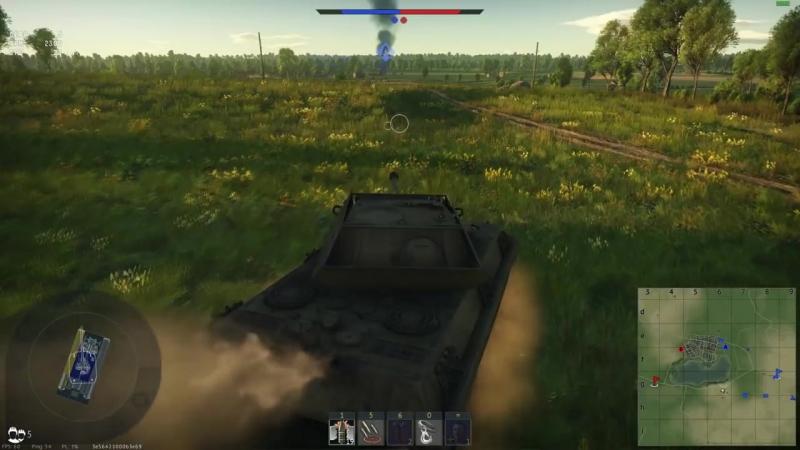 Обзор Panther Ersatz M10_ Типа ДИВЕРСАНТ! _ War Thunder