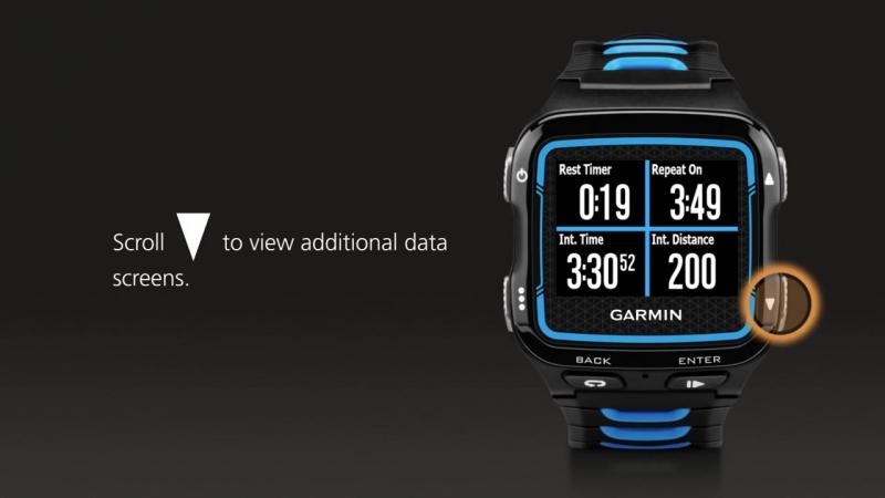 Обзор гаджета GPS часы Garmin Forerunner 920XT