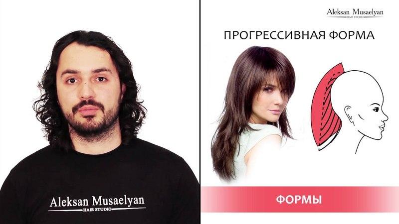 Алексан Мусаелян Формы стрижки