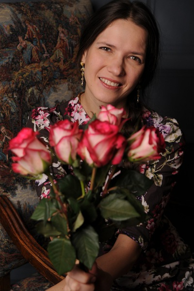 Елена Ларюшкина