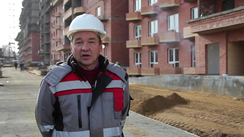 Дневник стройки, мкр.Новое Ново-Ленино, октябрь 2017г.