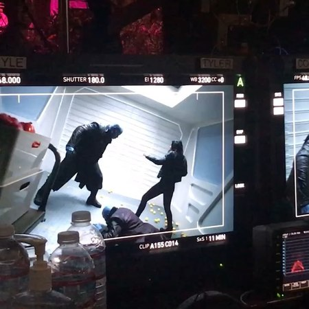 """Chloe Bennet on Instagram: """"THE SEASON FINALE IS TONIGHT. Here's an unedited version of my favorite fight of the season. A few fun facts: Those lem..."""