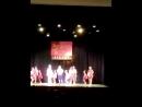 отчетный концерт коллектива Забава.  ТанецЗамечательный сосед