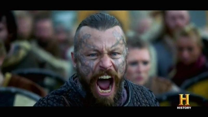 Викинги / Vikings.5 сезон.3 серия.Промо (2017) [1080p]