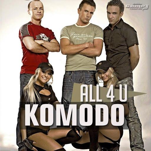 Komodo альбом All 4 You