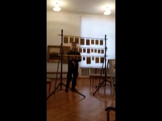 Колокола Била. В Тульском музее изобразительных искусств