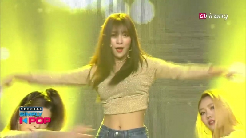 Free Somebody at DMZ 2018 K-Pop Peace Concert (180506)