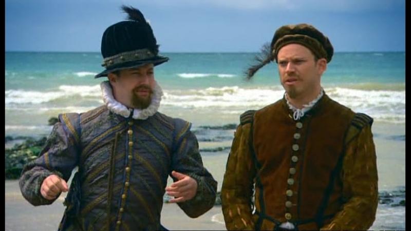 That Mitchell and Webb Look / Вот как выглядят Митчелл и Уэбб Сезон 02 Серия 04
