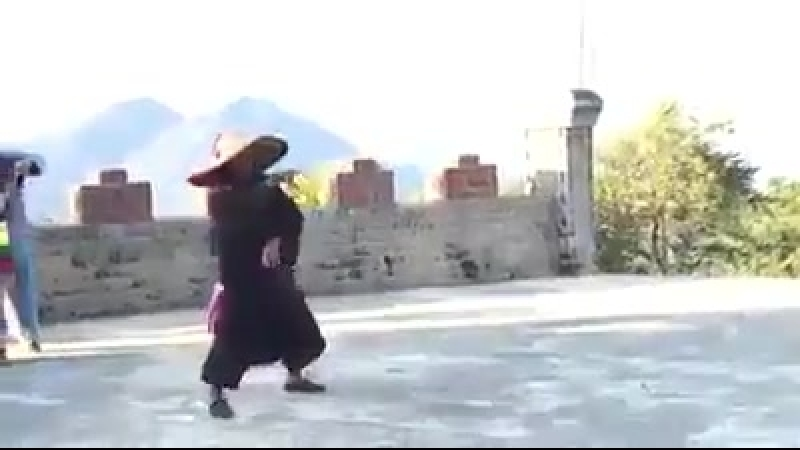 Бирманский боевой танец