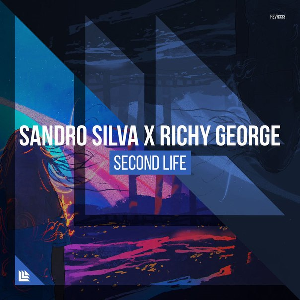 Sandro Silva,                                          Richy George - Second Life (Extended Mix)