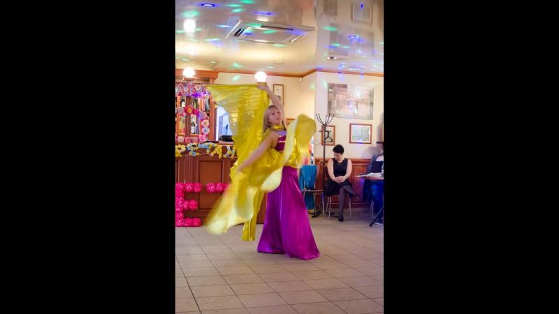 КАКАЯ КРАСОТА - Надя Кожухова - стилизованный восточный танец