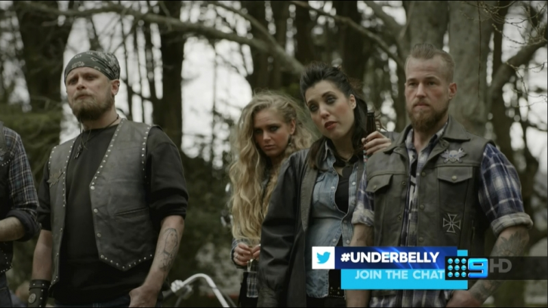 Underbelly Files: Chopper : Season 1 , Episode 2 (Nine TV 2017 AU) (ENG)