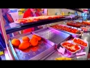 Palermo, Sicily, Italy. Street Food and Fresh Food