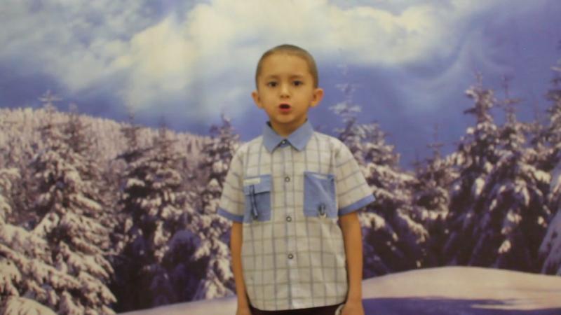Давлетханов Искандер, 6 лет, Сибай, Аленушка