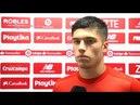 """CORREA EL OBJETIVO ES TRATAR DE GANAR TODO LO QUE QUEDA HASTA EL FINAL"""" 04 05 18 SEVILLA FC"""