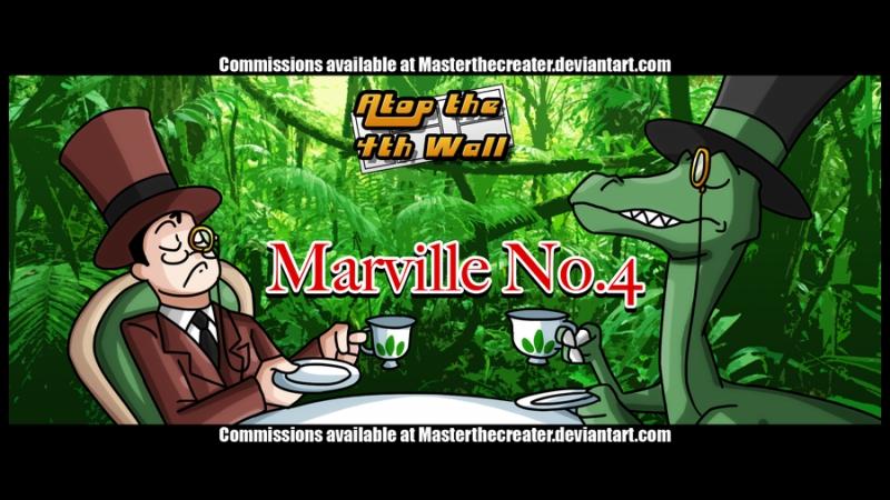 Linkara - AT4W Marville 4 rus sub