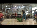 Кристя Симон 100 Берпи четвертый комплекс