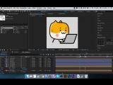 Создание векторного стикера в Adobe After Effects