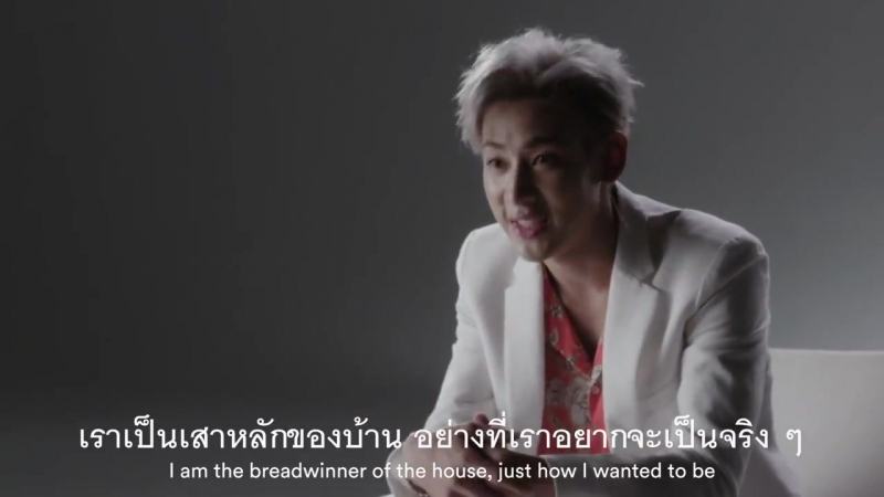 [VIDEO] 171212 Интервью БэмБэма для FWD Thailand (страховая компания)