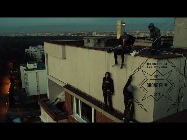 Mixed Motion Project by Ilko Iliev Marin Kafedjiiski - Drone Film Festival ANZ x SanDisk