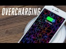 Does overcharging hurt your phone
