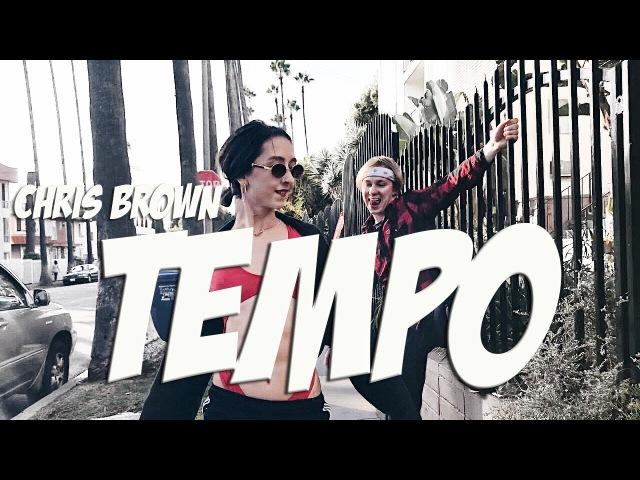 Chris Brown - Tempo| Choreography - Ira Zaichenko