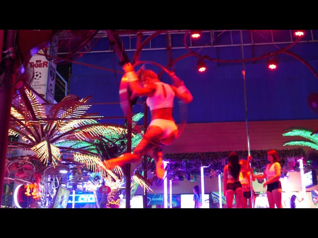 Dancer Artist Phuket Thailand Patong Nightlife Bangla Road CRAZY HORSE 2018