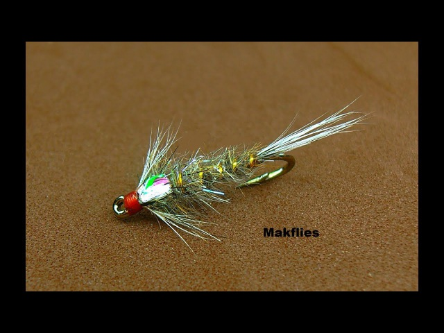 Tying a Stillwater Squirrell Nymph by Mak
