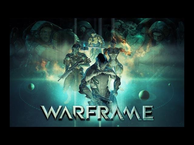 Warframe : уничтожение врагов, стрим прохождение 2