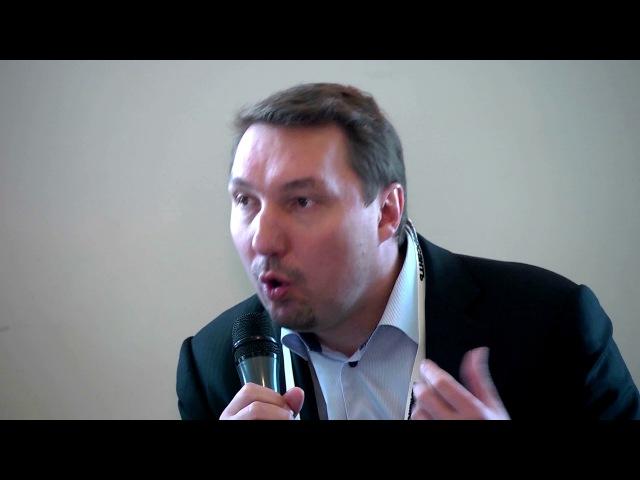 Дмитрий Мариничев: криптовалюты - как подростковый секс - все о них говорят, но ни...