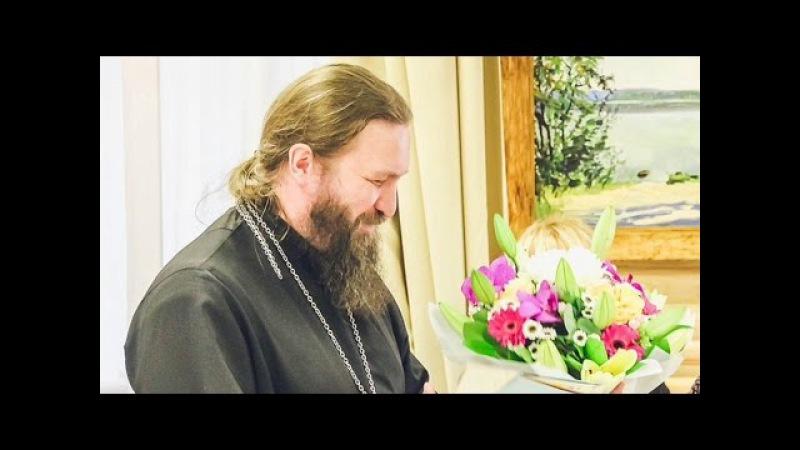 С днём рождения, отец Виктор!