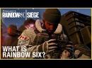 Rainbow Six Siege What Is Rainbow Six Trailer Ubisoft NA