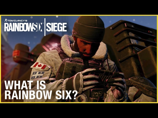 Rainbow Six Siege: What Is Rainbow Six? | Trailer | Ubisoft [US]