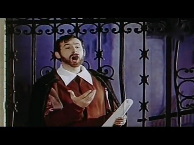 Кочерга арія Лепорелло Don Giovanni 1978 Kyiv