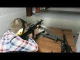 Стрельба из  Colt M16