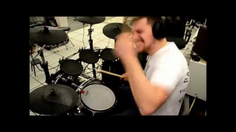 Light the torch - die alone drum cover