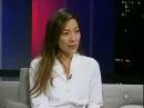 Michelle Yeoh on Tavis Smiley (Part 1)