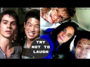 Maze Runner 1 2 Bloopers and Gag Reel Try Not To Laugh With Dylan O'Brien