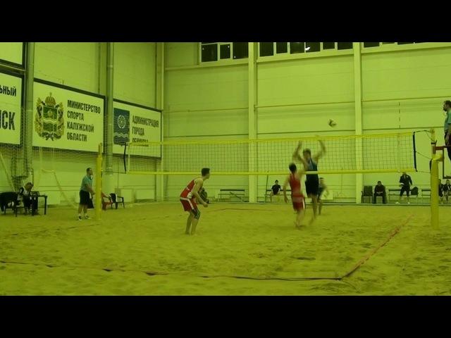 Beach volley Cup U20 Russia 2018 M15 Miszczuk-Poznanski and Bakhnar-Pavlov
