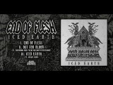 END OF FLESH - ICED EARTH OFFICIAL EP STREAM (2017) SW EXCLUSIVE