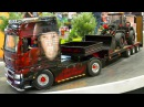 STUNNING RC MODEL TRUCKS!! RC MAN, RC SCANIA, RC MB ACTROS, RC US TRUCKS, TRUCK WASH