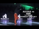 Alkolil vs Issei finals ► stance x ◄ Silverback Open 2017