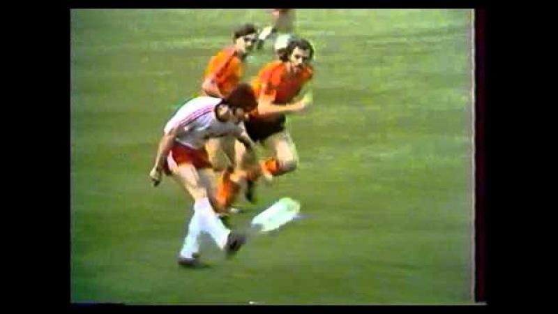 1976 UEFA Euro Qualifiers - Poland v. Netherlands